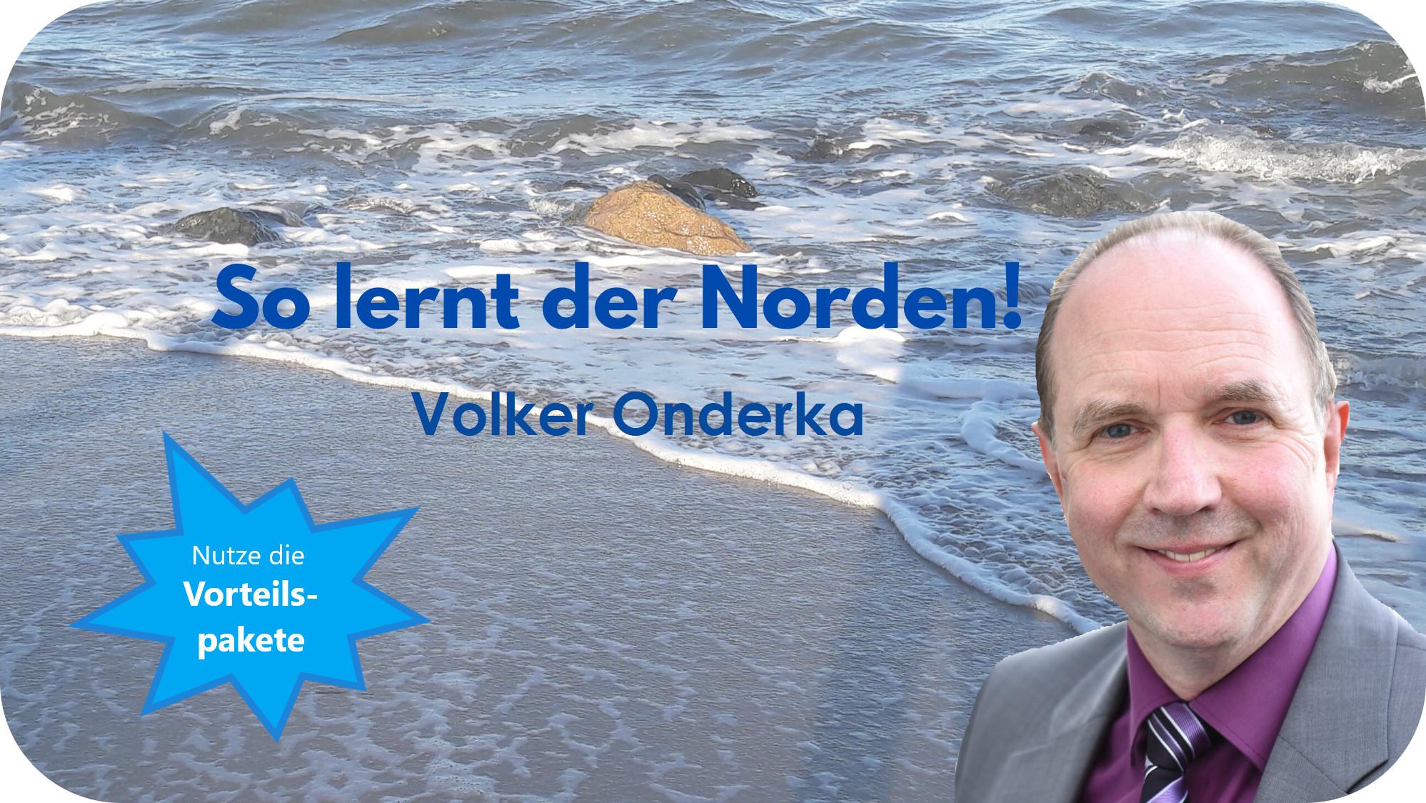 Volker goes online! Ja, richtig gehört.